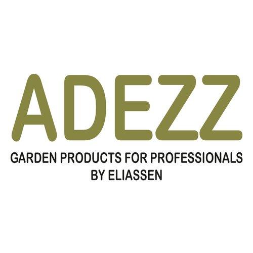 Adezz Producten Adezz Tuinpaneel Cortenstaal Zon eclips links 110x5x180cm