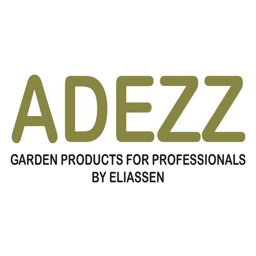 Adezz Producten Adezz Tuinpaneel Cortenstaal Strepen 110x5x180cm