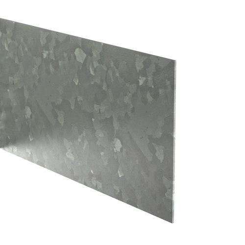 Adezz Producten Adezz Kantopsluiting Verzinkt Staal Recht (10 stuks) 2300x2x100mm
