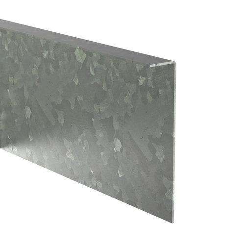 Adezz Producten Adezz Kantopsluiting Verzinkt Staal Gezet (10 stuks) 2300x3x150mm