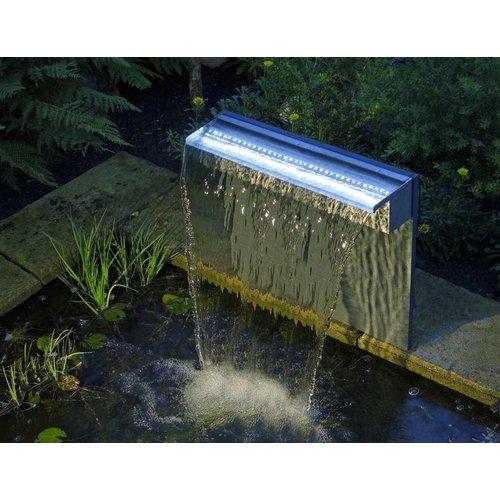Adezz Producten Adezz Waterval 600 (Uitstroom 100mm) 60x15x2cm