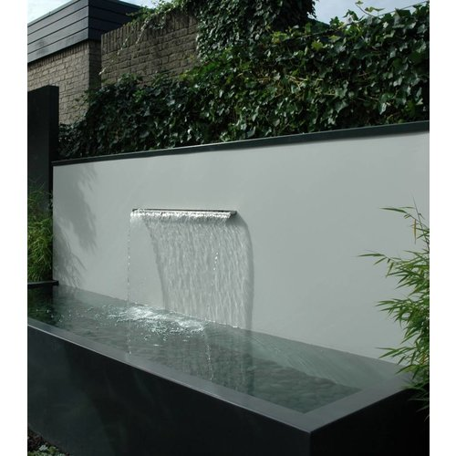 Adezz Producten Adezz Vijver Aluminium Rechthoek 250x120x40cm
