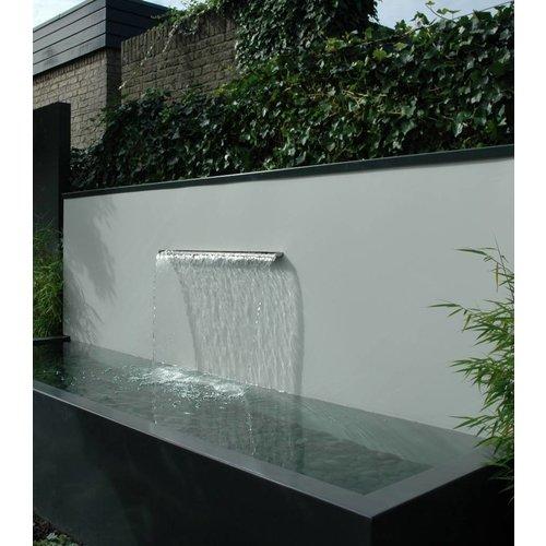 Adezz Producten Adezz Vijver Aluminium Rechthoek 200x80x60cm