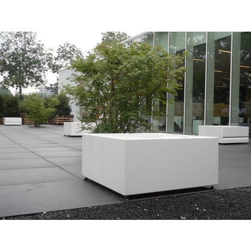 Adezz Producten Adezz Sokkel Aluminium Vierkant 100x100x40cm