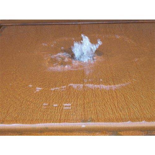 Adezz Producten Adezz Watertafel Cortenstaal Rechthoek 600x100x40cm