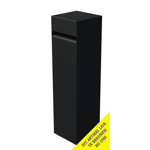 Adezz Producten Adezz Brievenbus Aluminium Nox 35x35x120cm
