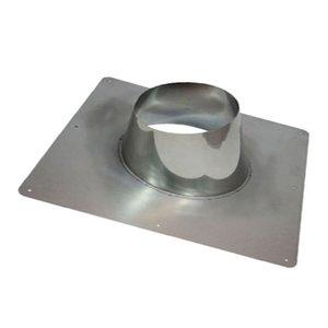 Forno Producten Forno Rookkanaal Dakplaat RVS 70x70x20cm