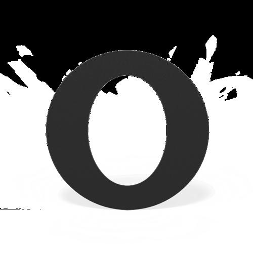 Forno Producten Forno Rookkanaal Rosette Ovaal Aluminium 2x154x2mm