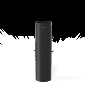 Forno Producten Forno Rookkanaal Schuifbaar Aluminium 2x204x1000mm