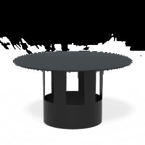 Forno Producten Forno Regenschutz Aluminium 2x204x215mm