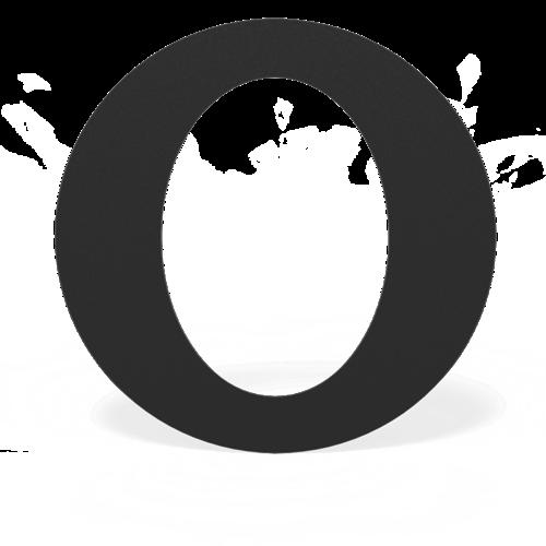 Forno Producten Forno Kaminrosette Oval Aluminium 2x204x2mm