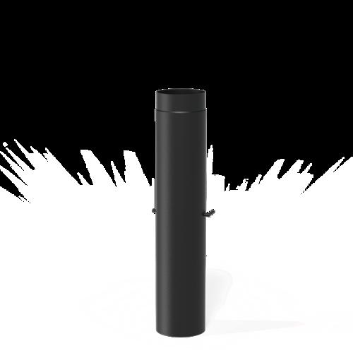 Forno Producten Forno Rookkanaal Schuifbaar Aluminium 2x154x1000mm