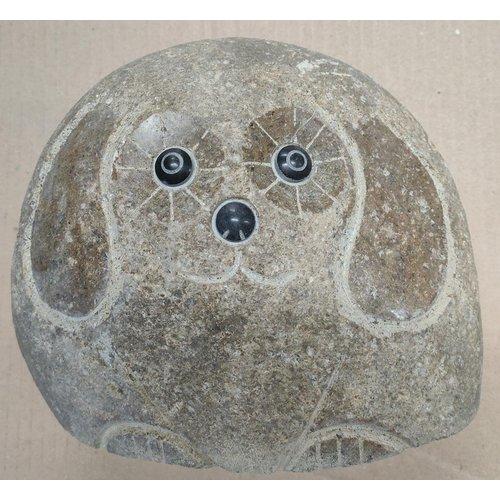 Gedenksteen hond 15cm