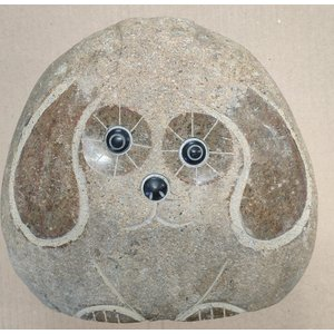 Gedenksteen hond 20cm