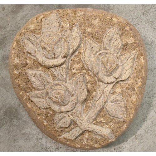 Siersteen rozen 25-30cm