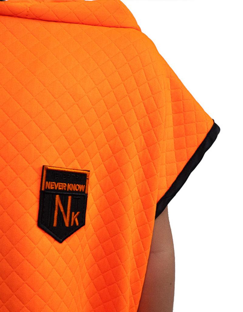 NTNK Wicked Orange Kids - Surf Poncho