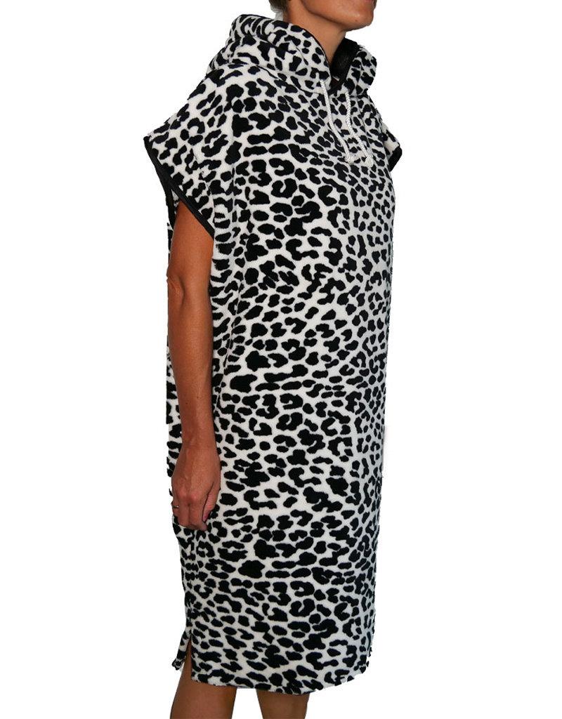 NTNK Leopard Surf Poncho