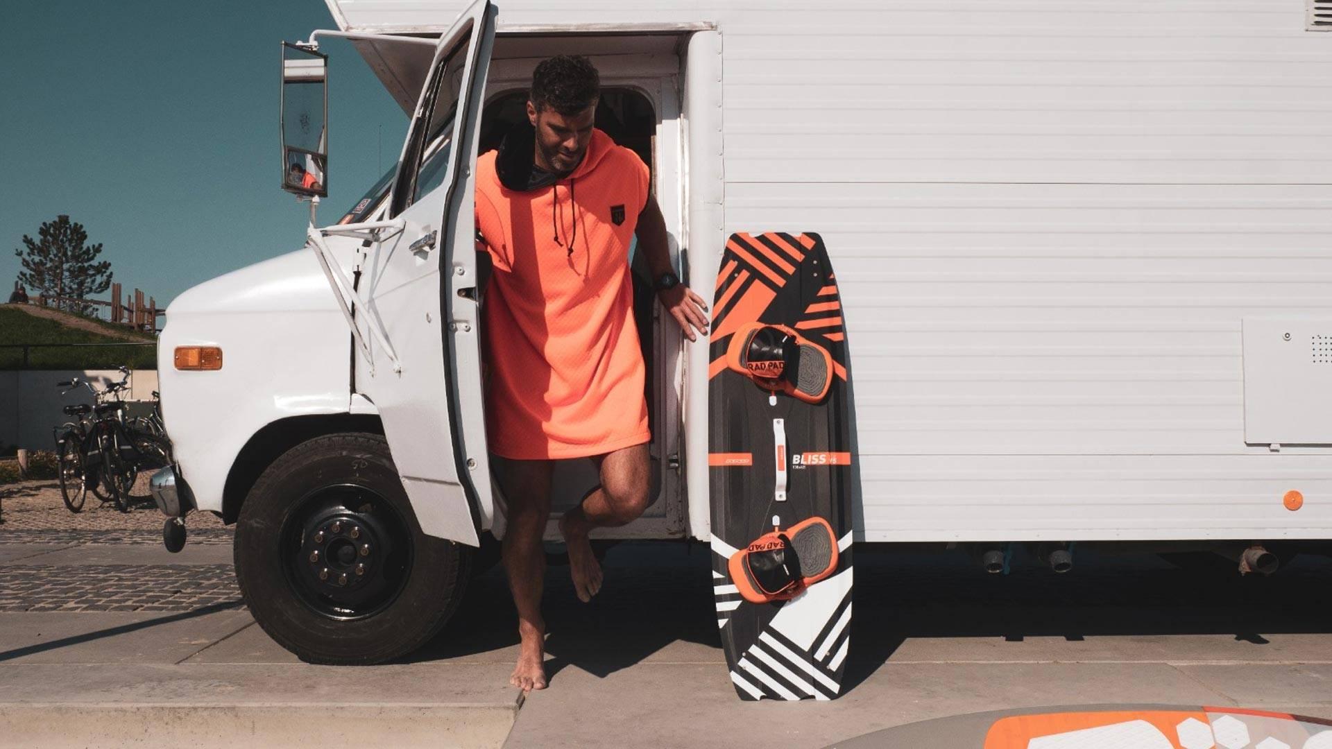 Premium Surf Poncho's by NTNK
