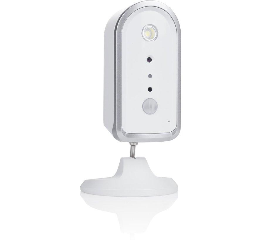 C731IP WiFi IP HD camera met bewegingsmelder en nachtzicht