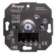 Kopp dimmer 12V Led lampen 3 - 50W mode 8445