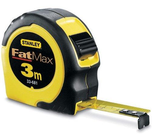 Stanley Rolbandmaat Fatmax 5 m - 19 mm