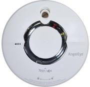 AngelEye Angeleye koppelbare optische rookmelder WST-630-BNLT - Thermoptek - 10 jaar batterij