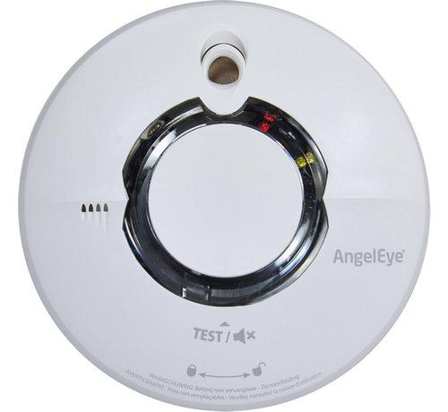 AngelEye  Koppelbare Optische Rookmelder WST-630-BNLT - Thermoptek - 10 jaar batterij