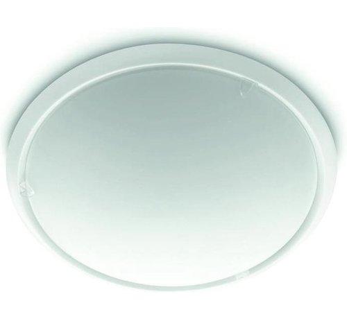 Philips myLiving Canvas - Plafonnière - 1 Lichtpunt - wit