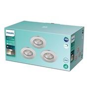 Philips Inbouwspot Dive SL261 5W Chroom IP65 Warm wit (3 stuks)