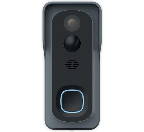 Qnect Slimme Video Deurbel - WiFi - Full HD 1080P