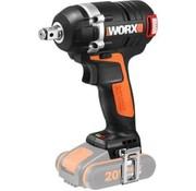 Worx accu draaislagmoeraanzetter WX279.9 Bare Tool BL 20V (zonder accu)