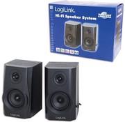 Logilink SP0028 luidspreker 5 W Zwart
