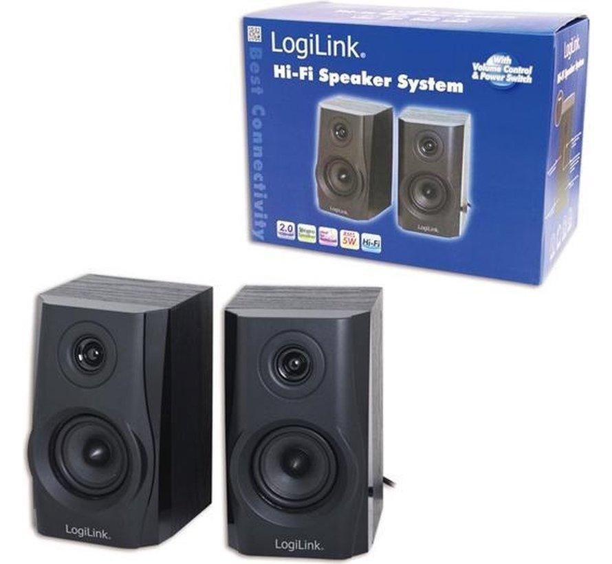 SP0028 luidspreker 5 W Zwart
