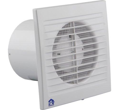 Renson Renson mechanische ventilator met timer & vochtigheidssensor 9401HE Ø100 mm wit