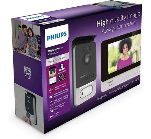 Philips - WelcomeEye Connect 2 - Video Deurbel