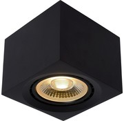Lucide Lucide ZORA-LED Wandspot Buiten - LED Dimb. - GU10 - 2x5W 3000K - IP44 - Wit
