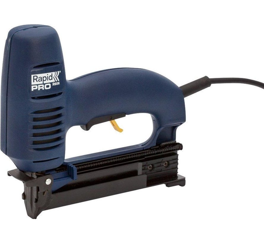 Rapid Elektrische Tacker Pro R606
