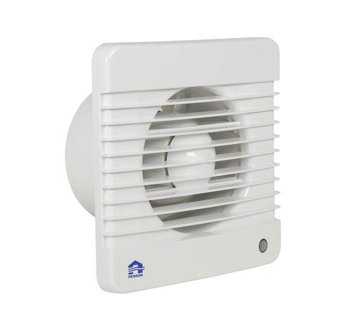 Renson Renson mechanische ventilator met timer 7201TE wit ø100 mm