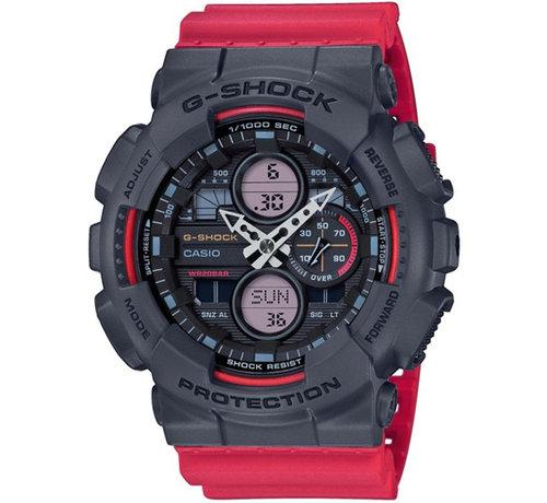 Casio Casio G-Shock Horloge GA-140-4AER