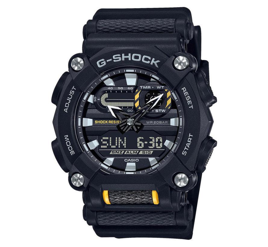 Casio G-Shock GA-900-1AER - Heavy Duty