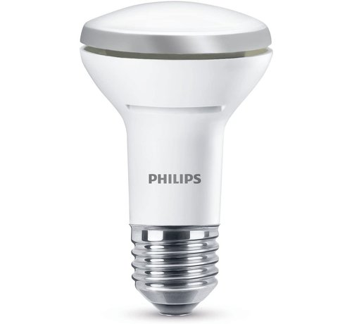 Philips Philips - LED-lampje met reflector - vorm: NR50 - E27 - 5.7 W (equivalent 60 W) - klasse A+ - warm wit licht - 2700 K