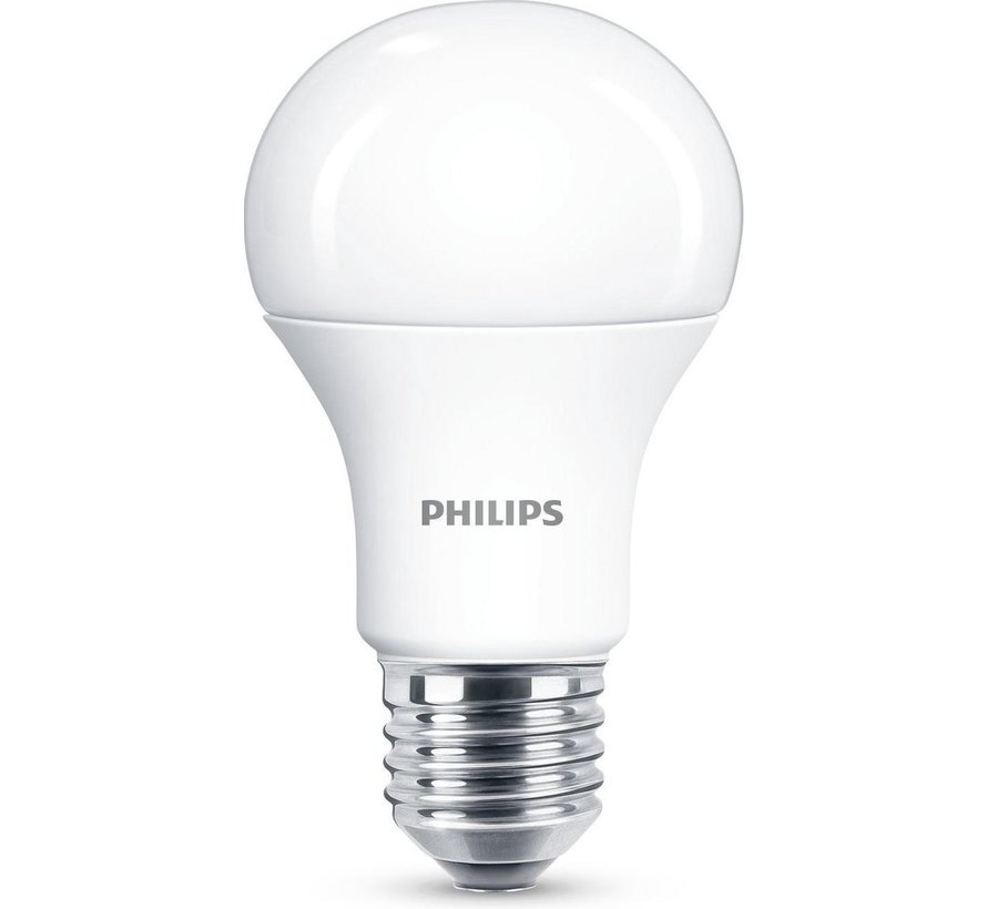 Philips LED lamp E27 13W 1521Lm peer mat