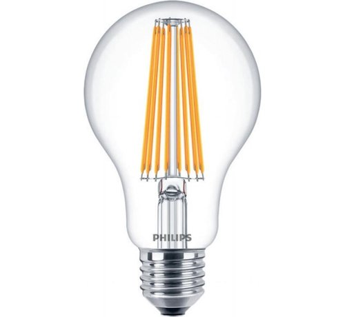 Philips Philips Classic LEDbulb E27 A67 11W 840 Helder | Vervangt 100W