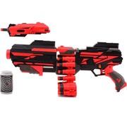 TackPro Attack 3 Rattle Belt set met 40 darts en accessoires, 50 cm