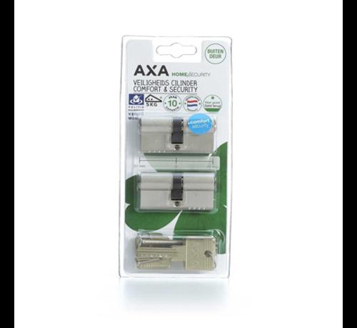 AXA AXA veiligheidscilinder 2 stuks SKG-keurmerk