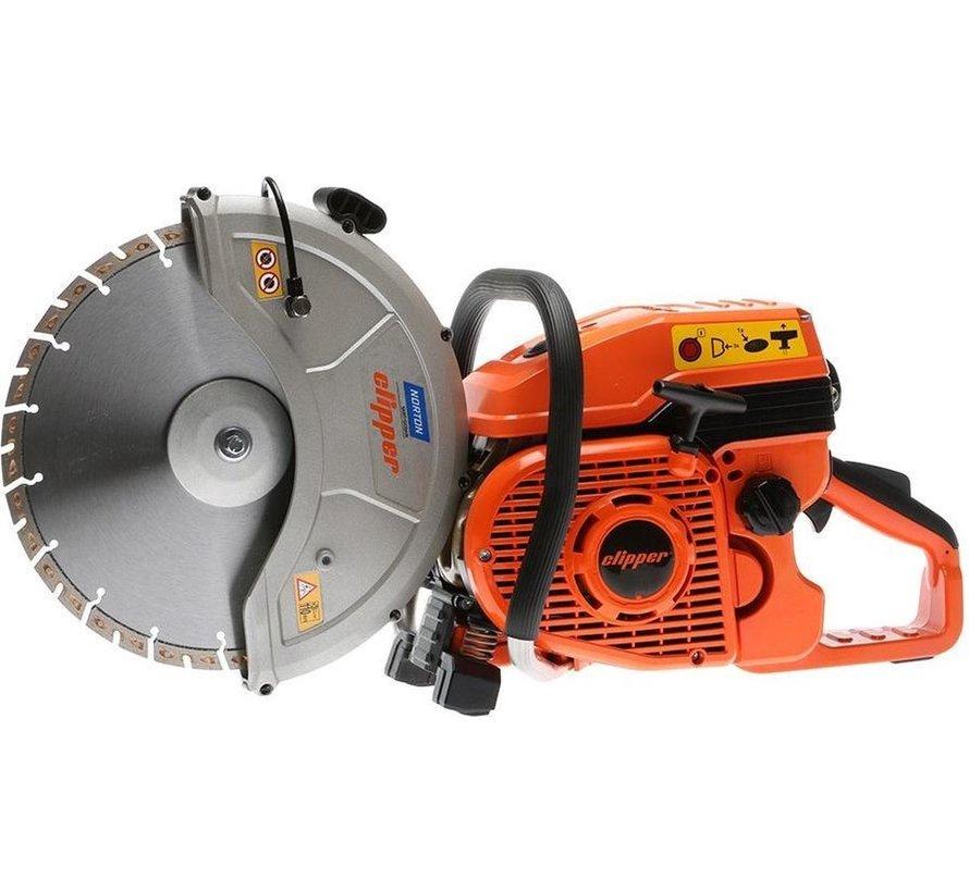 Clipper CP514 iLube Motordoorslijper - 2-takt - 4000W - 350mm - 70184647564