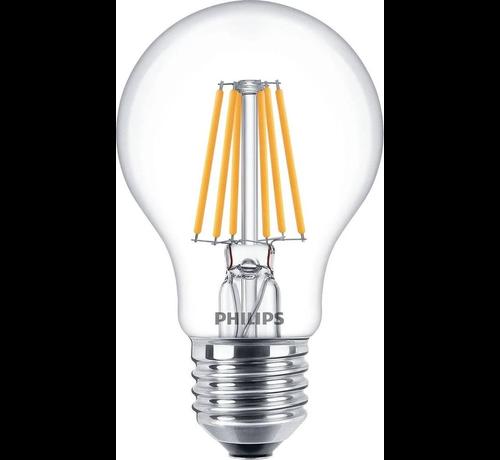 Philips Philips Classic LEDbulb E27 A60 5.5W 827 Helder