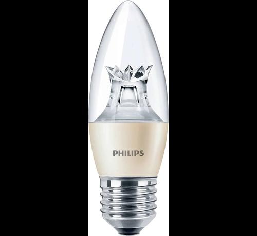 Philips Philips LEDcandle E27 B38 6W 827 (MASTER)   DimTone Dimbaar - Vervangt 40W