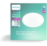Philips Philips - Super Slim Wand/plafondlamp Led 1x18w/1700lm 4000k Wit
