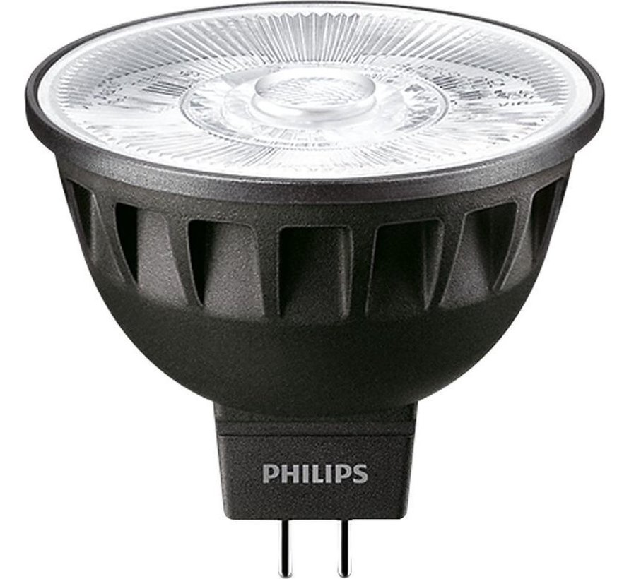 Philips LEDspot ExpertColor GU5.3 MR16 6.5W 930 24D (MASTER) | Warm Wit